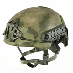 """Hawk"" Carbon Helmet Without Air Slots"
