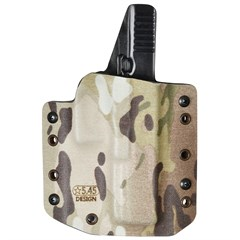 Kydex Holster For Glock (without hole)
