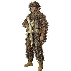 """Wood Goblin Autumn"" Brown Camouflage Set"