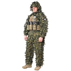 """Wood Goblin Summer"" Green Camouflage Set"