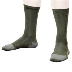 """Phantom Silver"" Hiking Socks"
