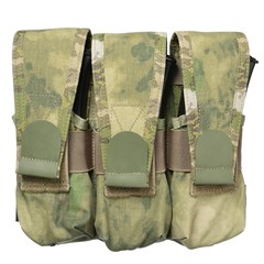 Closed Universal Pouch For 3 AK Magazines