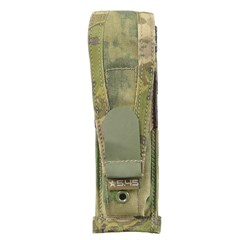 Universal Closed Pouch For 1 Pistol Magazine